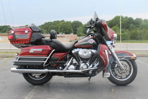 Pre-Owned 2007 Harley-Davidson Touring Ultra Classic FLHTCU