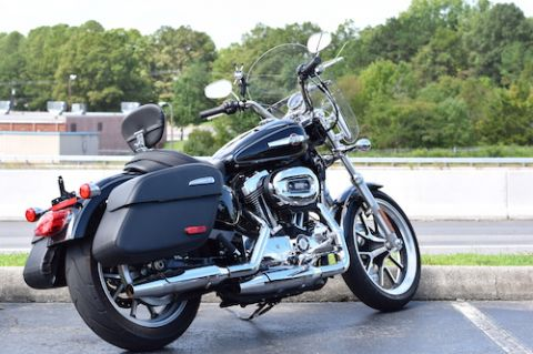 Pre-Owned 2014 Harley-Davidson Sportster SuperLow 1200T XL1200T