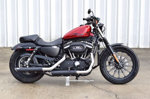 Pre-Owned 2014 Harley-Davidson Sportster Iron 883 XL883N